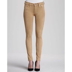 NEW Seven For All Mankind Suede Pants